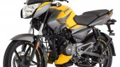 Bajaj Pulsar Ns125 Yellow Press Image Left Front Q