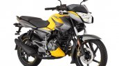 Bajaj Pulsar Ns125 Yellow Press Image Right Front