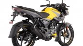 Bajaj Pulsar Ns125 Yellow Press Image Right Rear Q
