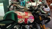 Norton Commando Limited Edition Fuel Tank