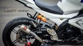 Yamaha R15 To Bmw Hp4 Race Transformation Exhuast