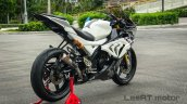 Yamaha R15 To Bmw Hp4 Race Transformation Right Re