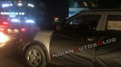 Hyundai Styx Hyundai Qxi Left Side Spy Shot