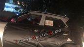 Hyundai Styx Hyundai Qxi Profile Spy Shot