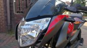 New Bajaj Pulsar Ns125 Live Images Headlight