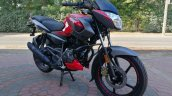 New Bajaj Pulsar Ns125 Live Images Right Front Qua