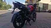 New Bajaj Pulsar Ns125 Live Images Right Rear Quar