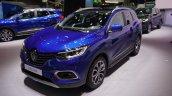 2018 Paris Motor Show 2019 Renault Kadjar Images F