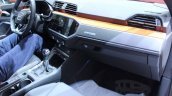 2018 Paris Motor Show Images Audi Q3 Interior Dash