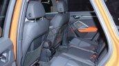 2018 Paris Motor Show Images Audi Q3 Interior Rear