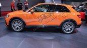 2018 Paris Motor Show Images Audi Q3 Side Profile