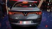 2018 Paris Motor Show Vinfast Lux A2 0 Images Rear