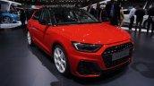 2019 Audi A1 Sportback Paris Motor Show 2018 Front