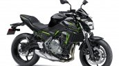 2019 Kawasaki Z650 Front Right Quarter Press Image