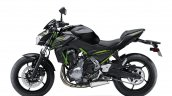 2019 Kawasaki Z650 Side Profile Press Image