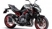 2019 Kawasaki Z900 Red Front Right Quarter Press I
