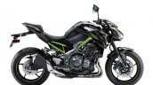 2019 Kawasaki Z900 Right Side Profile Press Image