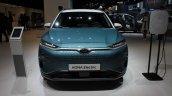 Hyundai Kona Ev Paris Motor Show 2018 Images Front