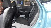Hyundai Kona Ev Paris Motor Show 2018 Images Rear