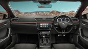 Indian Spec Skoda Superb Sportline Interior