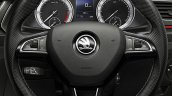 Indian Spec Skoda Superb Sportline Steering Wheel