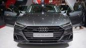 2018 Paris Motor Show 2018 Audi A7 Images Front