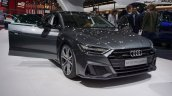 2018 Paris Motor Show 2018 Audi A7 Images Front Th