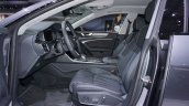 2018 Paris Motor Show 2018 Audi A7 Images Interior