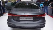 2018 Paris Motor Show 2018 Audi A7 Images Rear