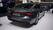2018 Paris Motor Show 2018 Audi A7 Images Rear Thr
