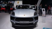 2018 Paris Motor Show 2019 Porsche Macan Images Fr
