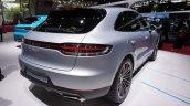 2018 Paris Motor Show 2019 Porsche Macan Images Re