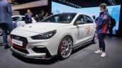 2018 Paris Motor Show Images 2019 Hyundai I30 N Op