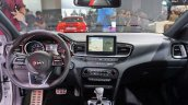 2018 Paris Motor Show Images 2019 Kia Ceed Gt Inte