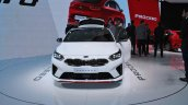 2018 Paris Motor Show Images 2019 Kia Pro Ceed Fro