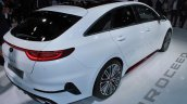 2018 Paris Motor Show Images 2019 Kia Pro Ceed Rea