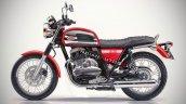 Jawa 300 Roadster Motorcycle 2018