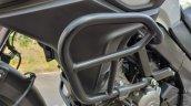 Suzuki V Strom 650 Xt Details Crash Guard Accessor
