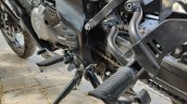 Suzuki V Strom 650 Xt Details Footrests
