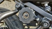 Suzuki V Strom 650 Xt Details Rear Pre Load Adjust