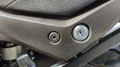 Suzuki V Strom 650 Xt Details Seat Key Lock
