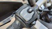 Suzuki V Strom 650 Xt Details Switchgear Left Side
