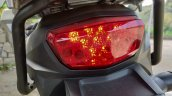 Suzuki V Strom 650 Xt Details Tail Light Close Up