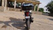Suzuki V Strom 650 Xt Review Still Shots Rear Pear