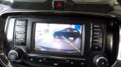 Tata Hexa Xm Reverse Parking Camera View
