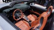 2018 Paris Motor Show Images 2019 Audi Tt Roadster