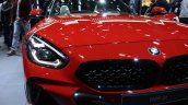 2018 Paris Motor Show Images 2019 Bmw Z4 Headlight