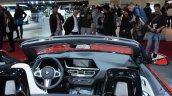 2018 Paris Motor Show Images 2019 Bmw Z4 Interior