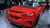 2018 Paris Motor Show Images 2019 Bmw Z4 Rear Thre