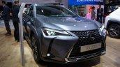 2018 Paris Motor Show Images 2019 Lexus Ux Front T